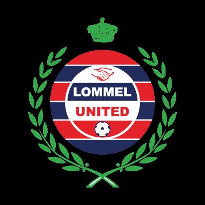 K. United Lommel logo vector logo