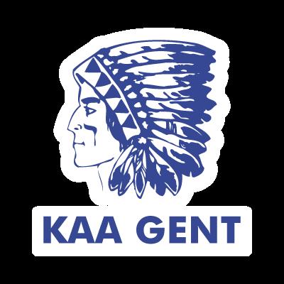 KAA Gent (2009) logo vector logo
