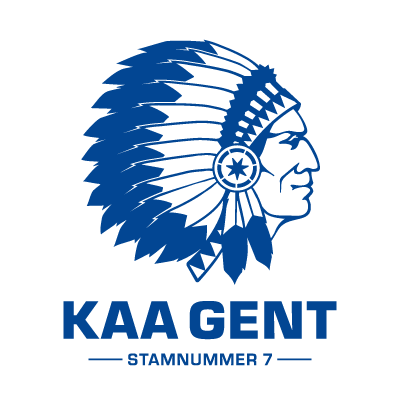 KAA Gent (Current) logo vector logo