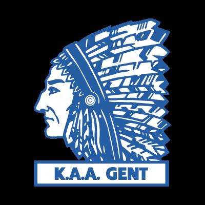 KAA Gent (Old) logo vector logo