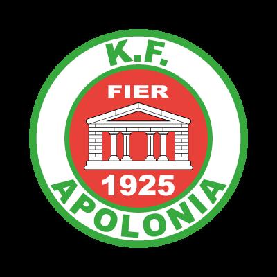 KF Apolonia logo vector logo