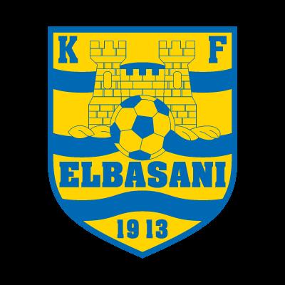 KF Elbasani logo vector