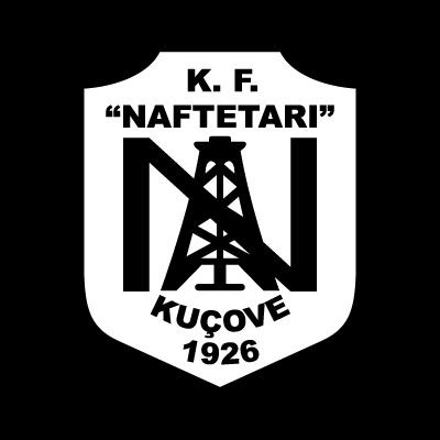 KF Naftetari Kucove logo vector logo