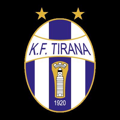 KF Tirane logo vector logo