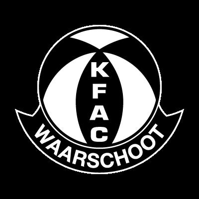 KFAC Waarschoot logo vector logo
