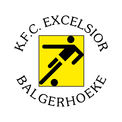 KFC Excelsior Balgerhoeke logo vector logo