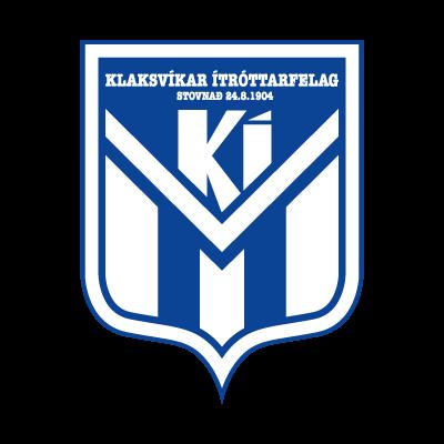 Ki Klaksvik logo vector logo