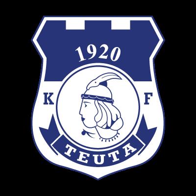 KS Teuta Durres logo vector logo