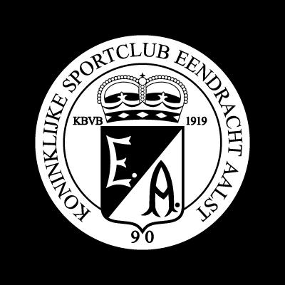 KSC Eendracht Aalst (90) logo vector logo