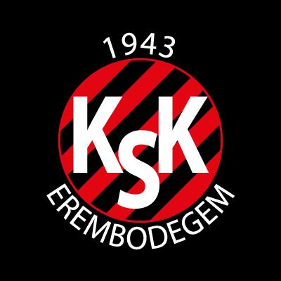 KSK Erembodegem logo vector logo