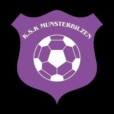 KSK Munsterbilzen logo vector logo