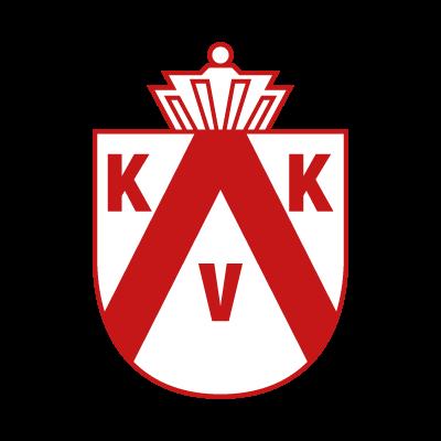 KV Kortrijk (2011) logo vector logo