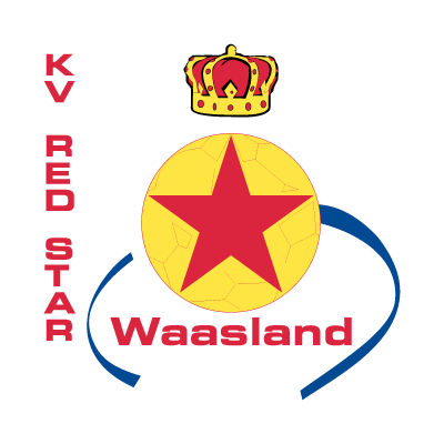 KV Red Star Waasland logo vector logo
