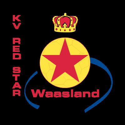 KV Red Star Waasland logo vector logo