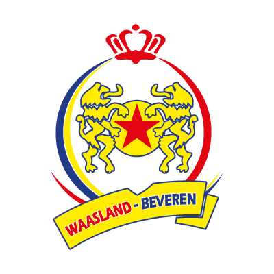 KV RS Waasland-SK Beveren logo vector logo
