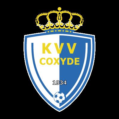 KVV Coxyde logo vector logo