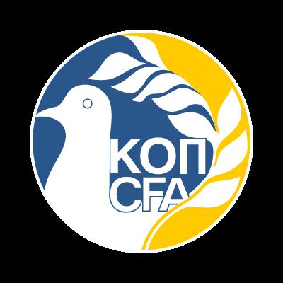 Kypriaki Omospondia Podosfairon logo vector logo