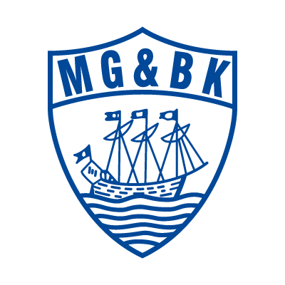 Middelfart G & BK logo vector logo