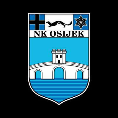 NK Osijek logo vector logo