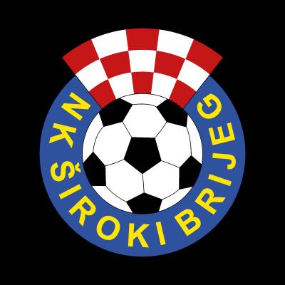 NK Siroki Brijeg logo vector logo