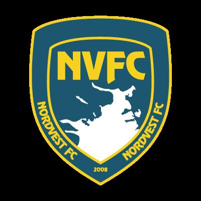 Nordvest FC logo vector logo