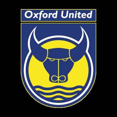 Oxford United FC logo vector logo