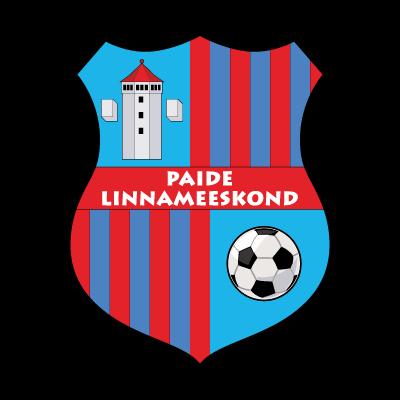 Paide Linnameeskond logo vector logo