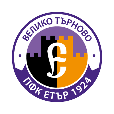 PFC Etar 1924 logo vector logo