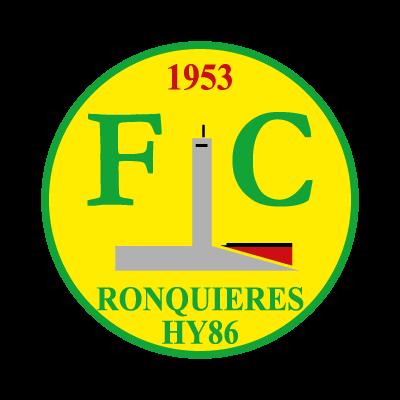 RFC Ronquieres-HY 86 logo vector logo