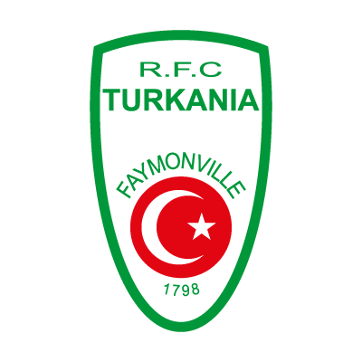 RFC Turkania Faymoville 1798 logo vector logo
