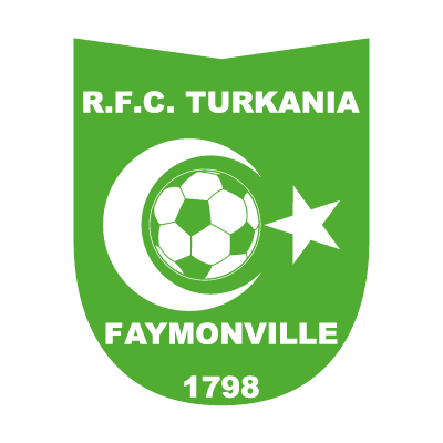 RFC Turkania Faymoville logo vector logo