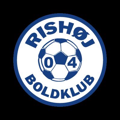 Rishoj BK logo vector logo