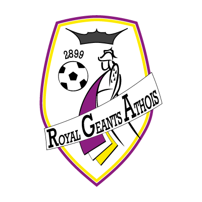Royal Geants Athois logo vector logo