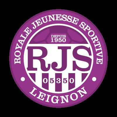 Royale Jeunesse Sportive Leignon (1950) logo vector logo