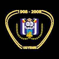 RSC Anderlecht (100 years) logo