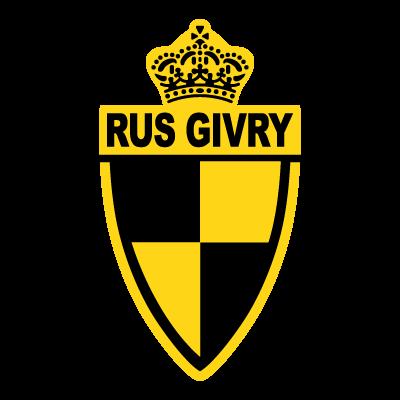RUS Givry logo vector logo