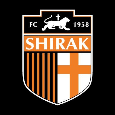 Shirak FC logo vector logo