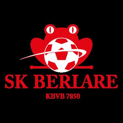 SK Berlare logo vector logo