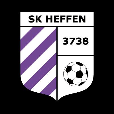 SK Heffen logo vector logo