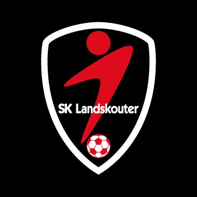 SK Landskouter logo vector logo