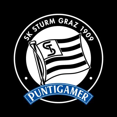 SK Sturm Graz (1909) logo vector logo