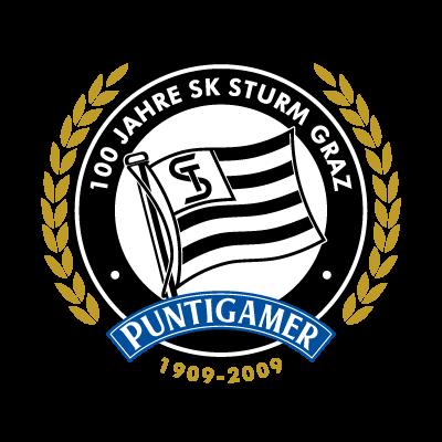 SK Sturm Graz (Puntigamer) logo vector logo