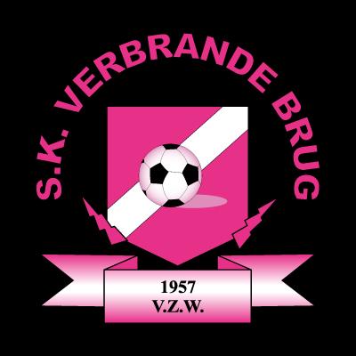 SK Verbrande Brug logo vector logo