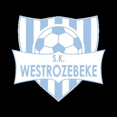 SK Westrozebeke logo vector logo