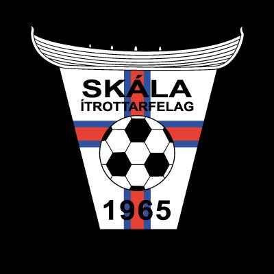 Skala Itrottarfelag logo vector logo