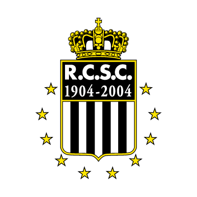 Sporting du Pays de Charleroi (100 years) logo vector logo