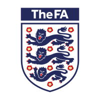 The FA (2009) logo
