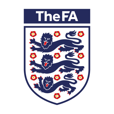 The FA (2009) logo vector