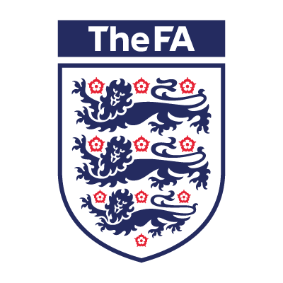 The Football Association (The FA) logo vector logo