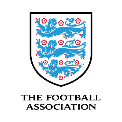 The Football Association logo vector logo